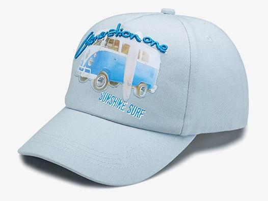 VW T1 Summer Edition Cap, blaugrau