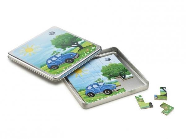 VW Magnetspiel/Magnetpuzzle