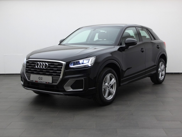 Audi Q2 1.4 TFSI 6-Gang cylinder on demand, mieten
