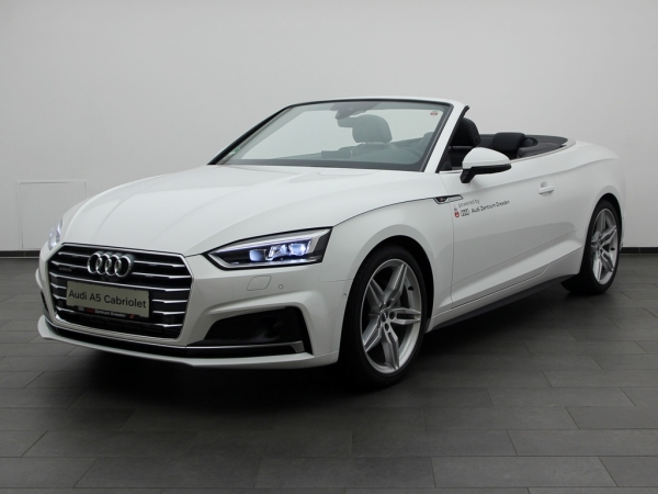 Audi A5 Cabriolet 40 TDI S-tronic mieten