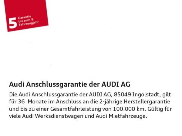 Audi SQ7 4.0TDI quattro 7Sitzer (Gebrauchtwagen)