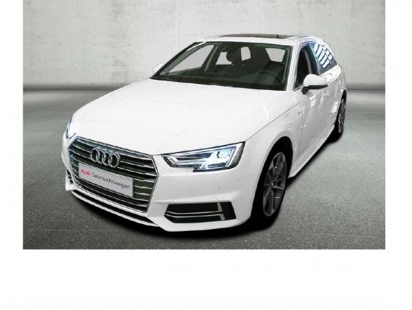 Audi A4 Avant sport 2.0 TDI S line/LED SW/AHZV (Gebrauchtwagen)