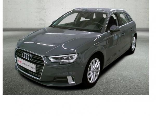 Audi A3 Sportback sport 2.0 TDI S tronic/LED ACC Anhängerk. NAVI (Gebrauchtwagen)