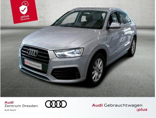 Audi Q3 sport 2.0 TDI S tronic/AHZV/Navi plus (Gebrauchtwagen)