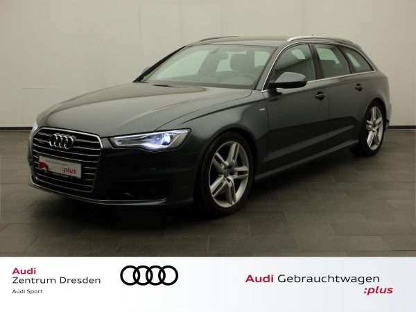 Audi A6 Avant 3.0 TDI quattro /XENON-Plus/KLIMA (Gebrauchtwagen)