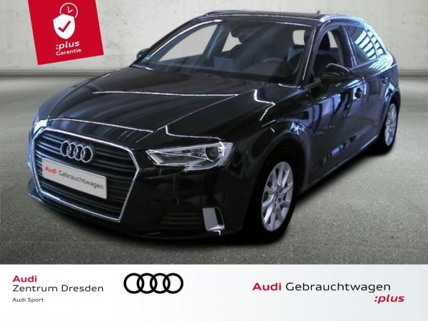Audi A3 Sportback sport 1.6 TDI AHZV/Navi/Xenon (Gebrauchtwagen)