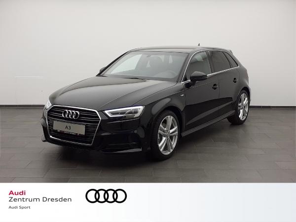 Audi A3 Sportback 30 TDI UVP: 39.860 € (Vorführwagen)