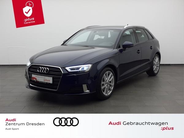Audi A3 Sportback sport 35 TFSI LED SW/Navi/SH (Gebrauchtwagen)