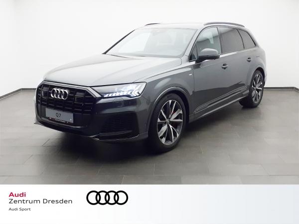 Audi Q7 S line 60 TFSI e quattro UVP 104.115 € (Neuwagen)