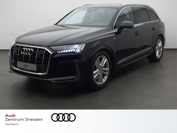 Audi Q7 S line 55 TFSI e quattro UVP:96.645 € (Neuwagen)