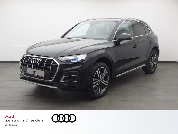 Audi Q5 advanced 40 TDI quattro S tronic **sofort** (Neuwagen)
