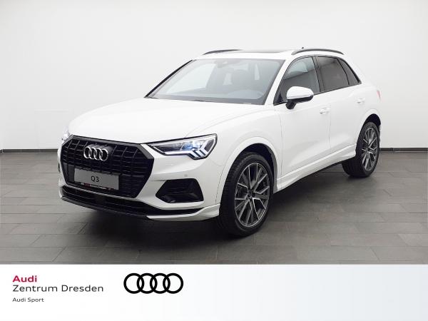 Audi Q3 advanced 35 TFSI S tronic **sofort*phonebox** (Neuwagen)