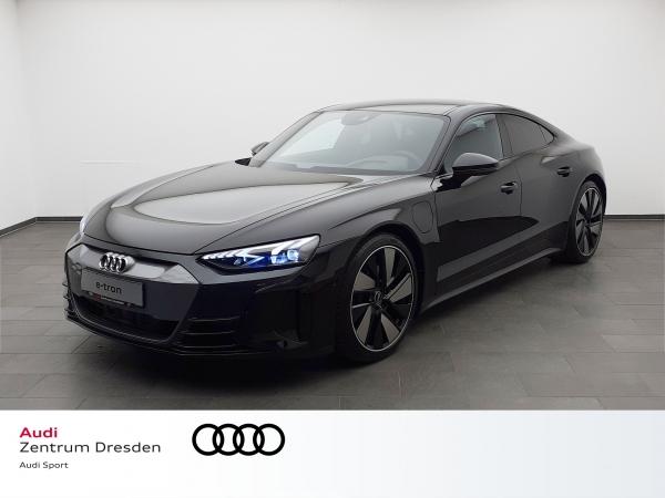Audi e-tron GT quattro (Vorführwagen)
