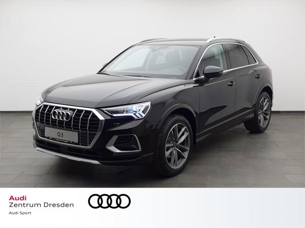 Audi Q3 advanced 35 TFSI S tronic *sofort**AHZV**LED* (Neuwagen)