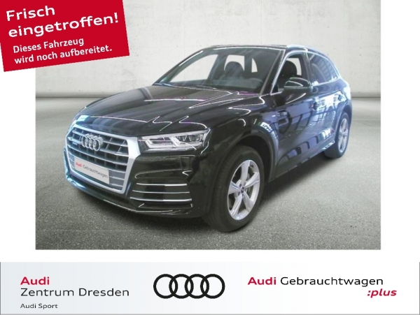 Audi Q5 TFSI e Sport 50e quattroS line LED-SW   (Gebrauchtwagen)