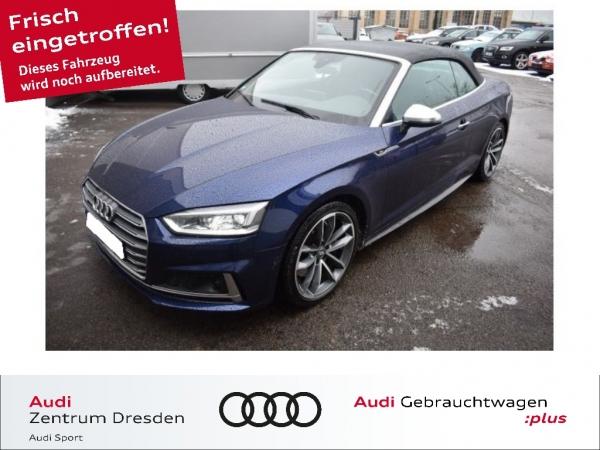 Audi S5 Cabriolet 3.0 TFSI quattro Matrix LED Navi  (Gebrauchtwagen)