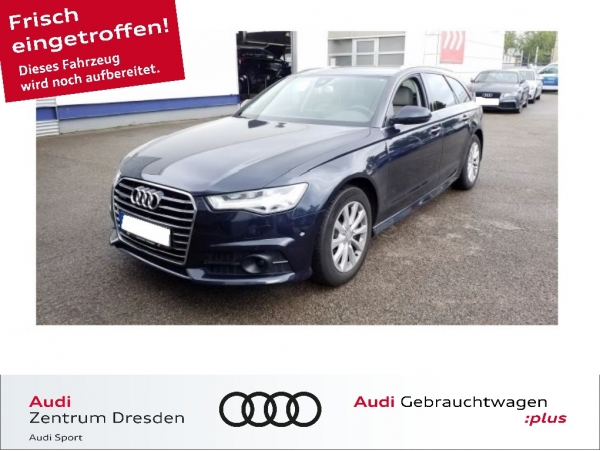 Audi A6 Avant 3.0 TDI quattro LED-SW ACC Navi     (Gebrauchtwagen)