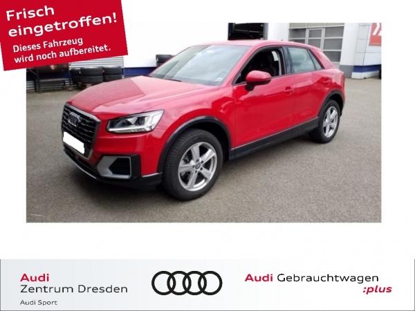 Audi Q2 Sport 1.4 TFSI LED-SW Navi Standhz.    (Gebrauchtwagen)