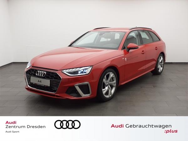Audi A4 Avant 3.0 TDI quattro S line (Vorführwagen)