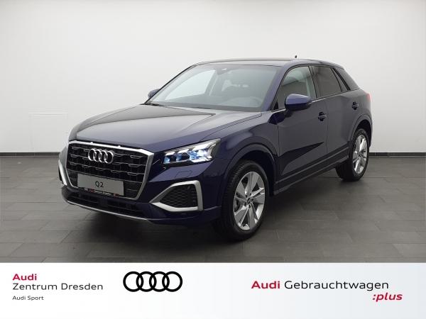 Audi Q2 advanced 35 TFSI S tronic **sofort** (Vorführwagen)