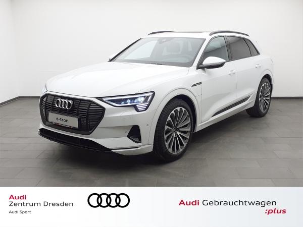 Audi e-tron advanced 55 quattro **sofort** (Vorführwagen)