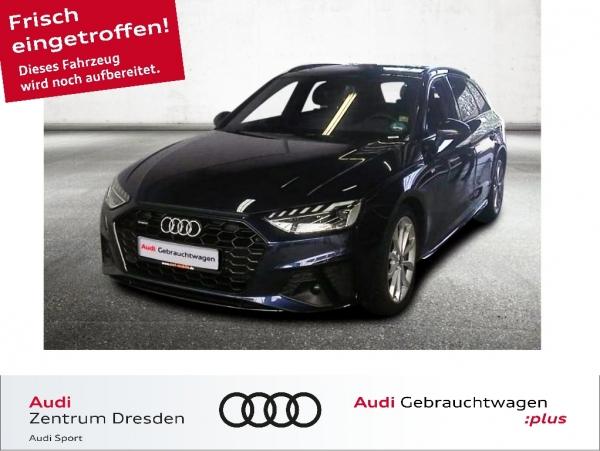 Audi A4 Avant S line 50TDI quattro tiptronic (Gebrauchtwagen)