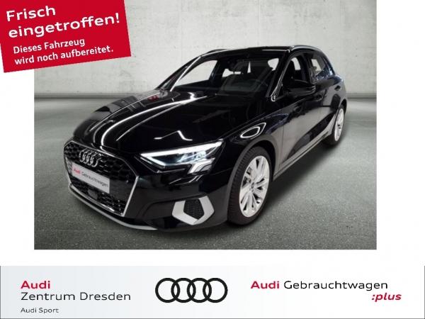 Audi A3 Sportback Advanced 35TFSI LED SW/ AHZV (Gebrauchtwagen)