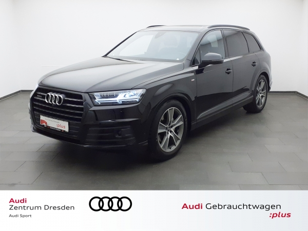 Audi Q7 3.0 TDI quattro S-line Matrix LED AHZV    (Gebrauchtwagen)