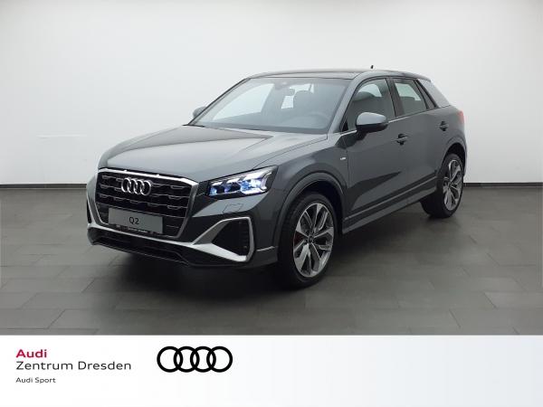 Audi Q2 S line 35 TFSI S tronic (Neuwagen)
