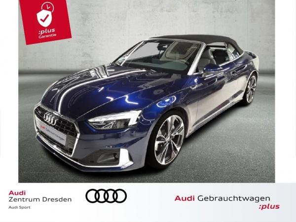 Audi A5 Cabriolet 45TFSI S line quattro Matrix LED   (Gebrauchtwagen)