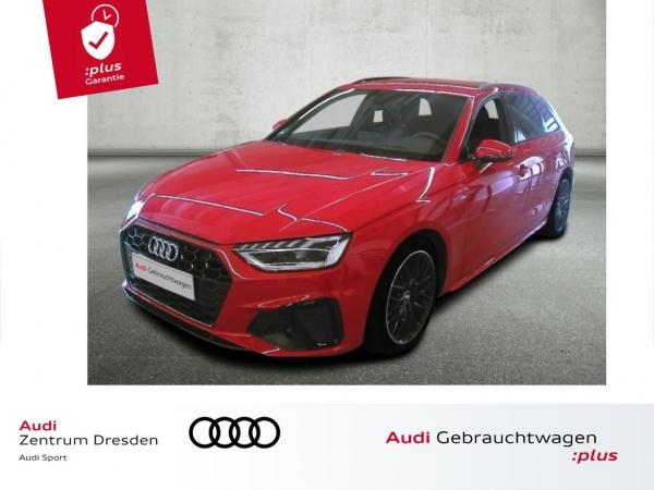 Audi A4 Avant 40 TFSI S line AHZV/Head up (Gebrauchtwagen)
