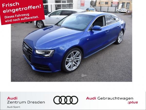 Audi A5 Sportback 2.0 TDI XENON-Plus AHZV Navi    (Gebrauchtwagen)