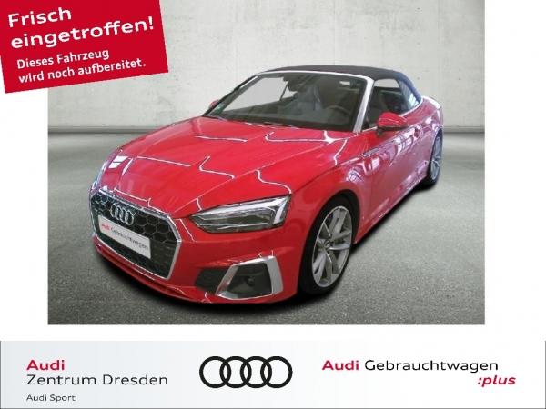 Audi A5 Cabriolet S line 45TFSI quattro S-line  (Gebrauchtwagen)