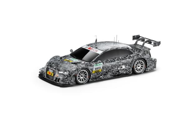 Audi A5 DTM 2012 Testcar 1:43