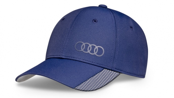 Audi Premium Cap, blau