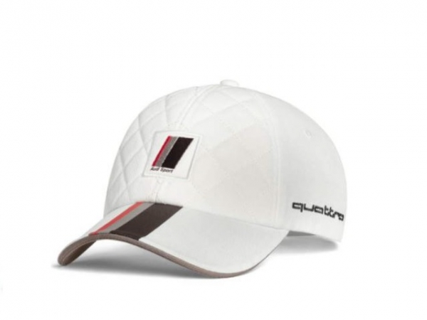 Audi heritage Cap, offwhite