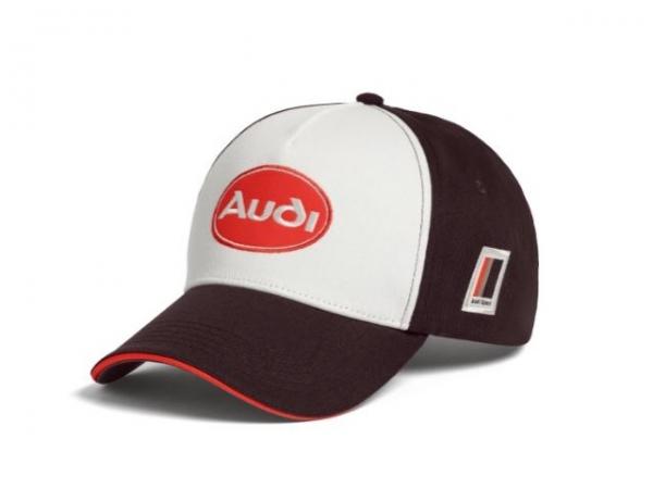 Audi heritage Cap, braun