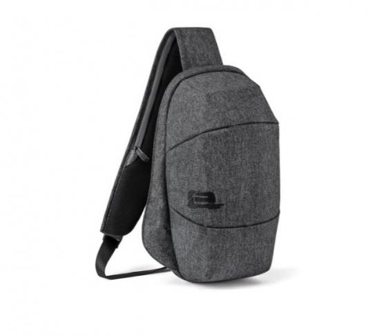 Audi Smart Urban cross-over bag, grau