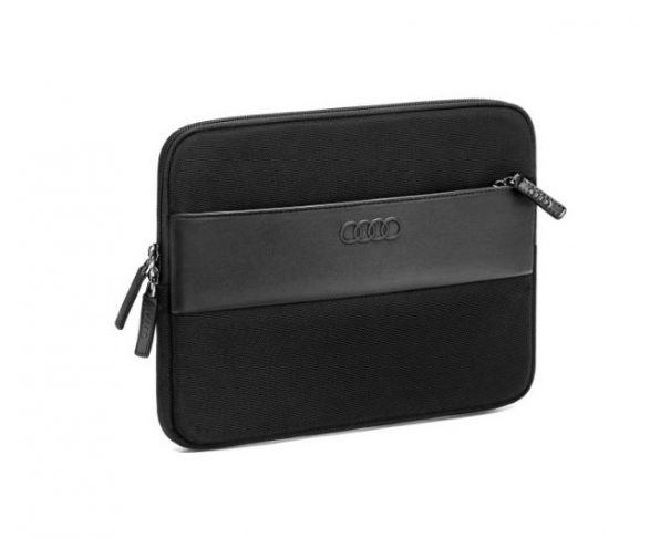 Audi Tablet Hülle, schwarz