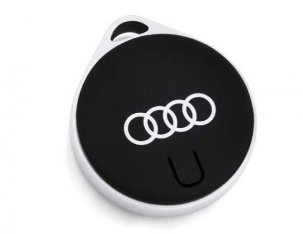Audi Schlüsselanhänger KeyFinder, schwarz
