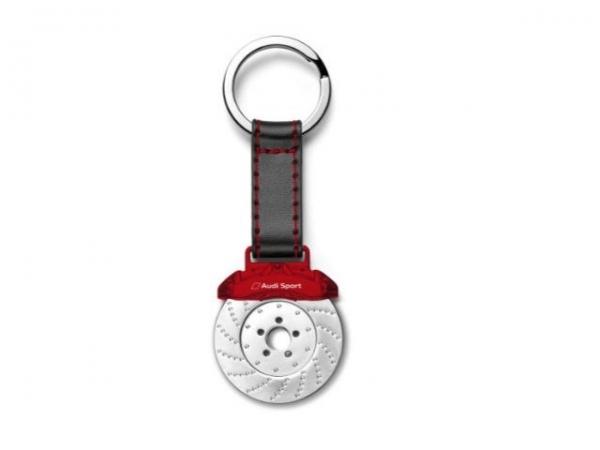Audi Sport Schlüsselanhänger Einkaufschip