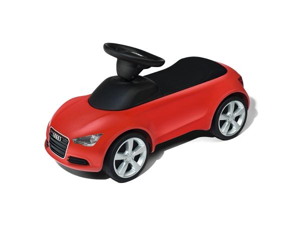 Audi Junior quattro, rot