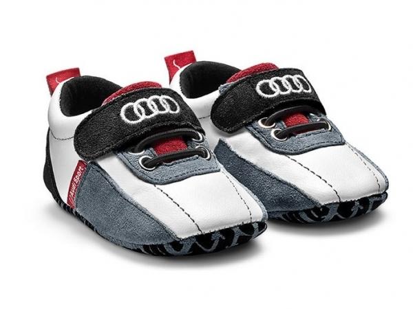 Audi Sport Baby Schühchen, Gr 17-18