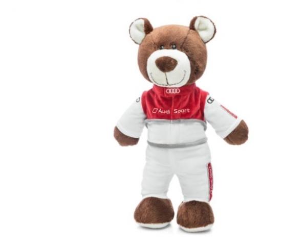 Audi Sport Motorsportbär, Kinder, 40 cm