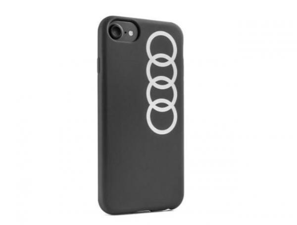 Audi Smartphonecase, dunkelgrau