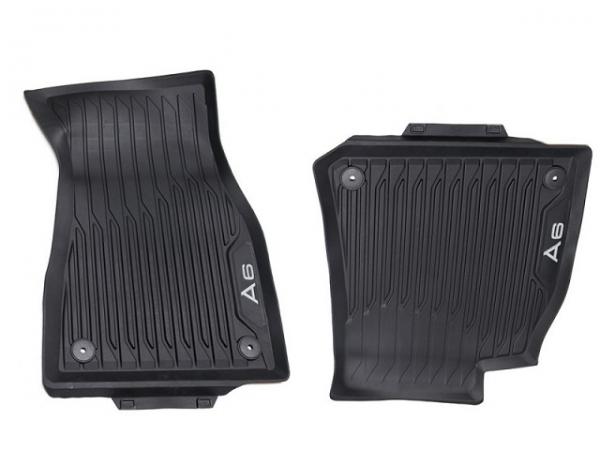 Audi Original Allwetterfußmatten für Audi A6 4K, vorn