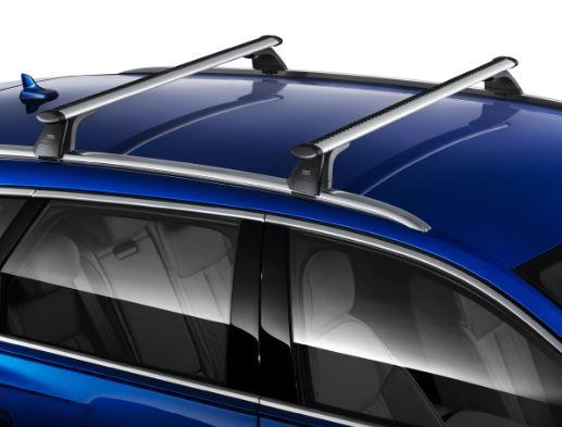 Audi Original Grundträger Audi A6 Avant ab 2019 mit Dachreling