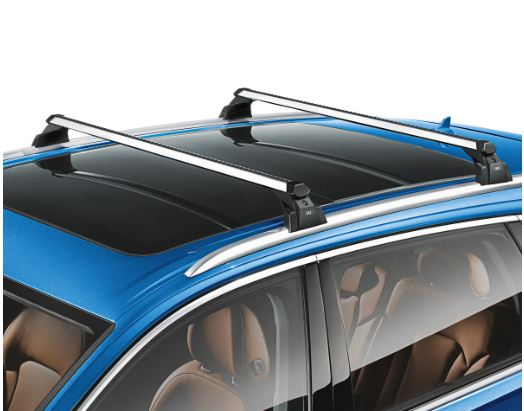 Audi Original Grundträger Audi Q7 4M mit Dachreling