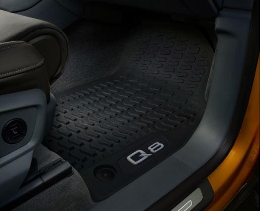 Audi Original Allwetterfußmatten für vorn, Audi Q8 ab 2019
