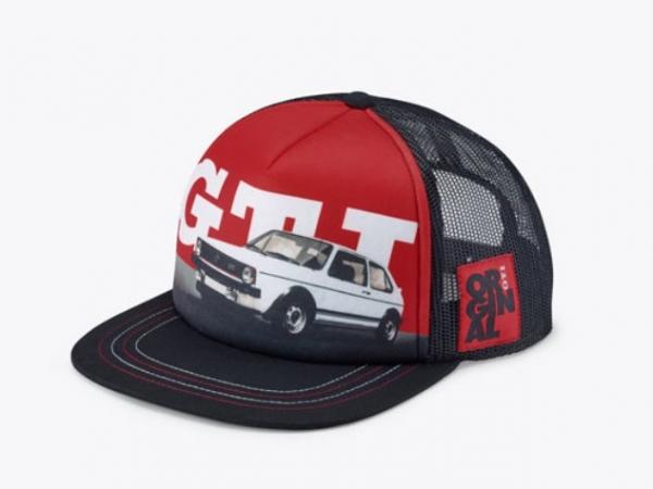 Volkswagen GTI Cap, since 1976